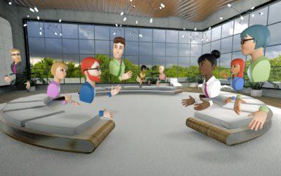 Virtual Exhibitions in Glue