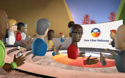Glue launches next-generation VR collaboration platform for remote workers and dispersed teams